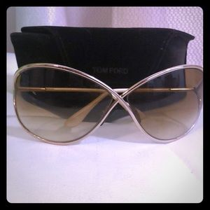REAL AUTHENTIC TOM FORD SUNGLASSES
